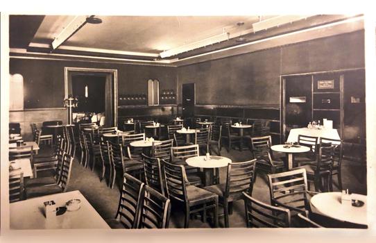 Erich Kästner und sein »literarisches Büro« im »Café Josty«