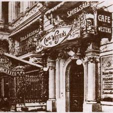 Die Größenwahnsinnigen vom Café des Westens