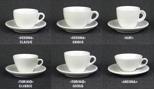 cappuccino tasse palermo competition made in italy. Black Bedroom Furniture Sets. Home Design Ideas