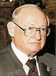 Kurt Heinz Lichtenstern, der spätere Conrad Henry Lester